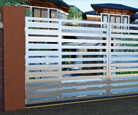 Structura Steel Gates