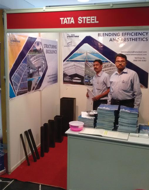 Tata Structura Event in Chennai