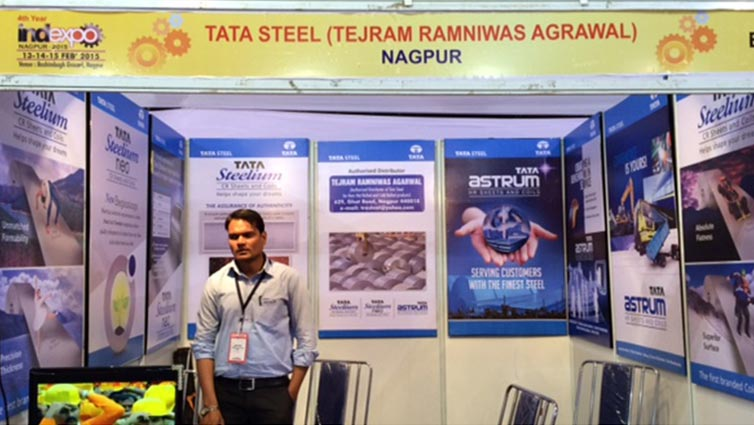 Tata Steel Event in Nagpur
